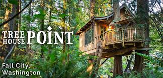Treehouse masters treehouse point Issaquah Washington Stay At Treehouse Point Fall City Washington Tripadvisor Stay In Treehouse Nelson Treehouse