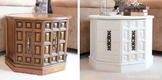 diy furniture makeovers. diy furniture makeovers good great room end table makeover how to nest for less