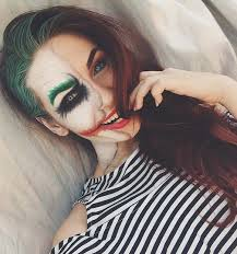 joker makeup idea for unique makeup ideas to try