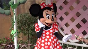 [4K] <b>Minnie's</b> House and Meet <b>Minnie</b> : 2014 POV <b>Disneyland</b> Resort ...