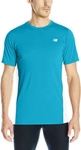 New Balance Men's Accelerate Short Sleeve Tee ... - Amazon.com