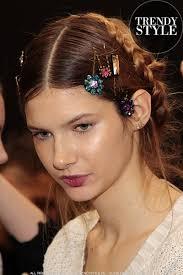 Coole Haar Trends Haar Piercings En Ontelbare Speldjes Trendystyle