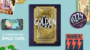 my golden ticket a journey into willy wonka s chocolate factory  my golden ticket a journey into willy wonka s chocolate factory wonderbly