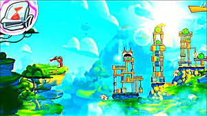 Angry Birds 2 | The Mighty Eagle Spell | Bubble