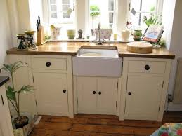 Lowes Kitchen Cabinets White Exterior White Farmhouse Sink Free Standing Kitchen Cabinets