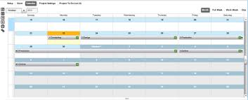 How To Create A Project Calendar