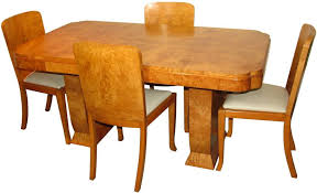 modern art deco dining table design art deco dining furniture