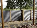 Image result for steel fence design ideas