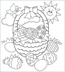 Free Coloring Pages Printable Spring Easter And Colouring
