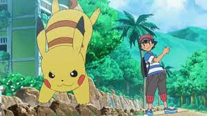Pokemon Sun And Moon Episode 1 Review - YouTube