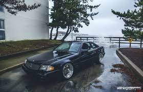 I love my my black mercedes sl 500 r129, but i have to say, i do like the amg gt. Tuning Mercedes Benz Sl500 R129 Side