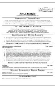 Free Resume Writer Custom Free Resume Writer Formatted Templates Example