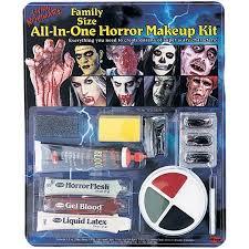 makeup kit box walmart. all-in-one horror kit halloween makeup box walmart