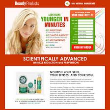 sale page template responsive beauty product landing page design templates to maximize