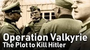 Image result for Valkyrie plot to kill hitler
