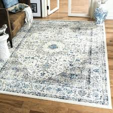 evoke vintage oriental grey ivory distressed rug safavieh persian light blue