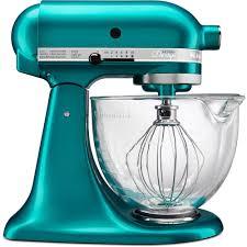 kitchenaid artisan designer 5 qt sea glass stand mixer