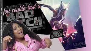 Star Wars The BAD BATCH revealed, fans ...