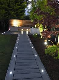 Side Yard Lighting 15 Awesome Deck Lighting Ideas To Lighten Up Your Deck