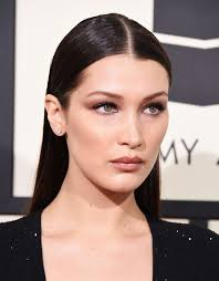 bella hadid grammys 2016 beauty w540