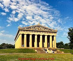 Nashville Parthenon (Nashville, Tennessee)