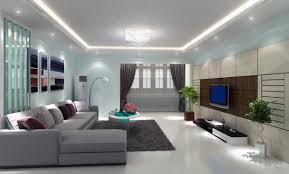 Modern Color Combination For Living Room Living Room White Pendant Lights White Futons Gray Sofa Gray Rug