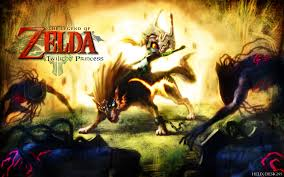 zelda twilight princess background