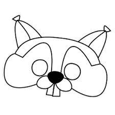 Leuk Voor Kids Dierenmaskers Kleurplaten
