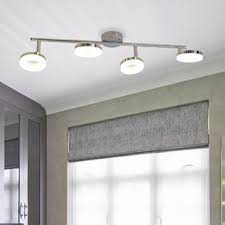 ceiling track lighting. Donut 4-Light Track Kit Ceiling Track Lighting M