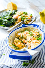 easy low carb healthy fish pie