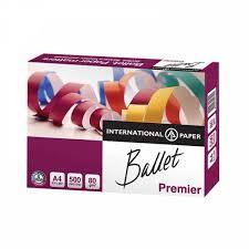 Бумага для офисной техники <b>Ballet Premier</b> (А4, марка A, 500 ...