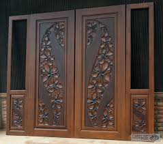 Wooden Main Double Door Designs Our Teak Wooden Doors Are Designed And Manufactured By A
