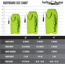 Lucky Bums Body Board Review Red Jen