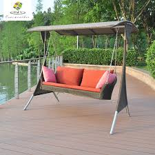 Hanging swing chair outdoor leisure chair sofa cushion garden courtyard  containing handmade rattan hanging chair
