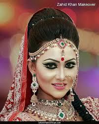 asian bridal makeup artist london by zahid khan south indian stani