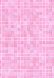 Badezimmer Wand Mit Rosa Unterschiedliche Töne Mosaik Fliesen