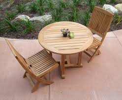 folding patio table set lovely furniture appealing teak outdoor small garden coffee for decoratio