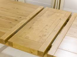 mark harris canterbury oak dining table 200cm rectangular extending