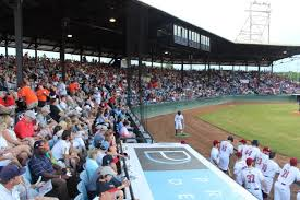 The Stadium Macon Bacon Baseball