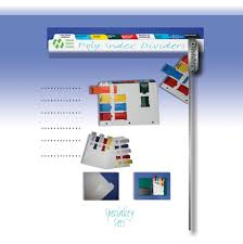 Medical Chart Flag Alert System Poly Index Divider Sets National Systems