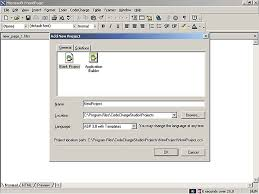 front page for computer project creating web applications with microsoft frontpage and codecharge studio