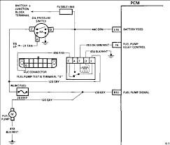 fuel pump relay or fuse for a gmc sierra ext cab  graphic
