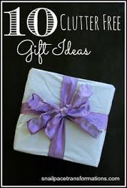 10 clutter free gift ideas gift ideas that are 100 consumable each