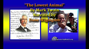 mark twain the lowest animal narrated by dane wigington