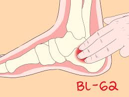Pressure Points On Bottom Of Feet Chart How To Use Acupressure Points For Foot Pain 10 Steps