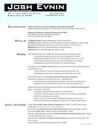 College Application Resumes Examples Admission Resume Sample