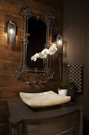 bathroom recessed lighting ideas espresso. kerala home interior design ideas bathroom transitional with vessel sink espresso accent chests and cabinets recessed lighting