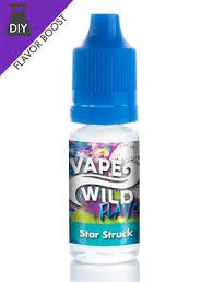 Vape Wild Diy Chart Star Struck Flavor Boost