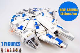 <b>New</b> Version Update <b>Force</b> Awakens fit legoings <b>Star Wars</b> figures ...