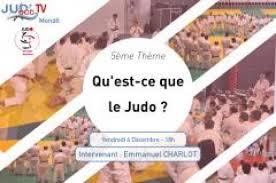 de judo